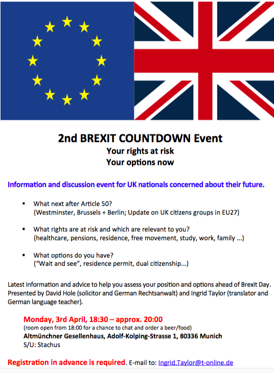 Events Archives - British in Europe
