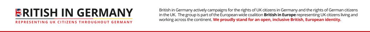 British in Germany