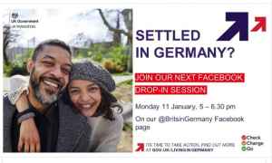 Settled in Germany?